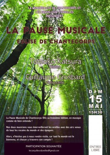 Pause Musicale - Chantecorps